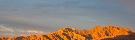 Providence Mountains by Steve Berardi