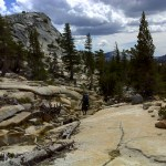 You will climb to above 9,300 feet on day two of this backpacking trip.