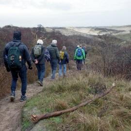 Meerdaagse hike Zeeland, 7 t/m 9 februari 2020