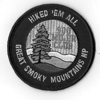 Smokies 900 patch