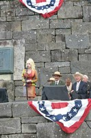 Dolly Parton at Newfound Gap