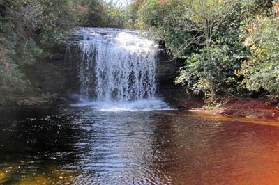 Schoolhouse Falls - Panthertown