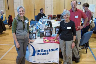 Great Smoky Mountain Book Fair with Milestone Press