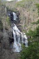 Whitewater Falls - 2010 March