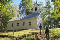 Little Cataloochee-Chapel2011