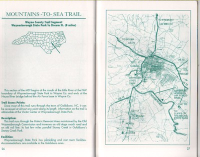 MST book - 1997 Goldsboro route