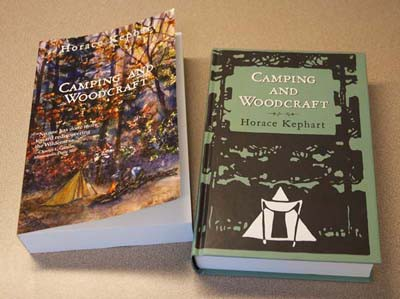Camping and Woodcraft bookcover