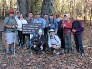 Friends of the Smokies Group - October 2014