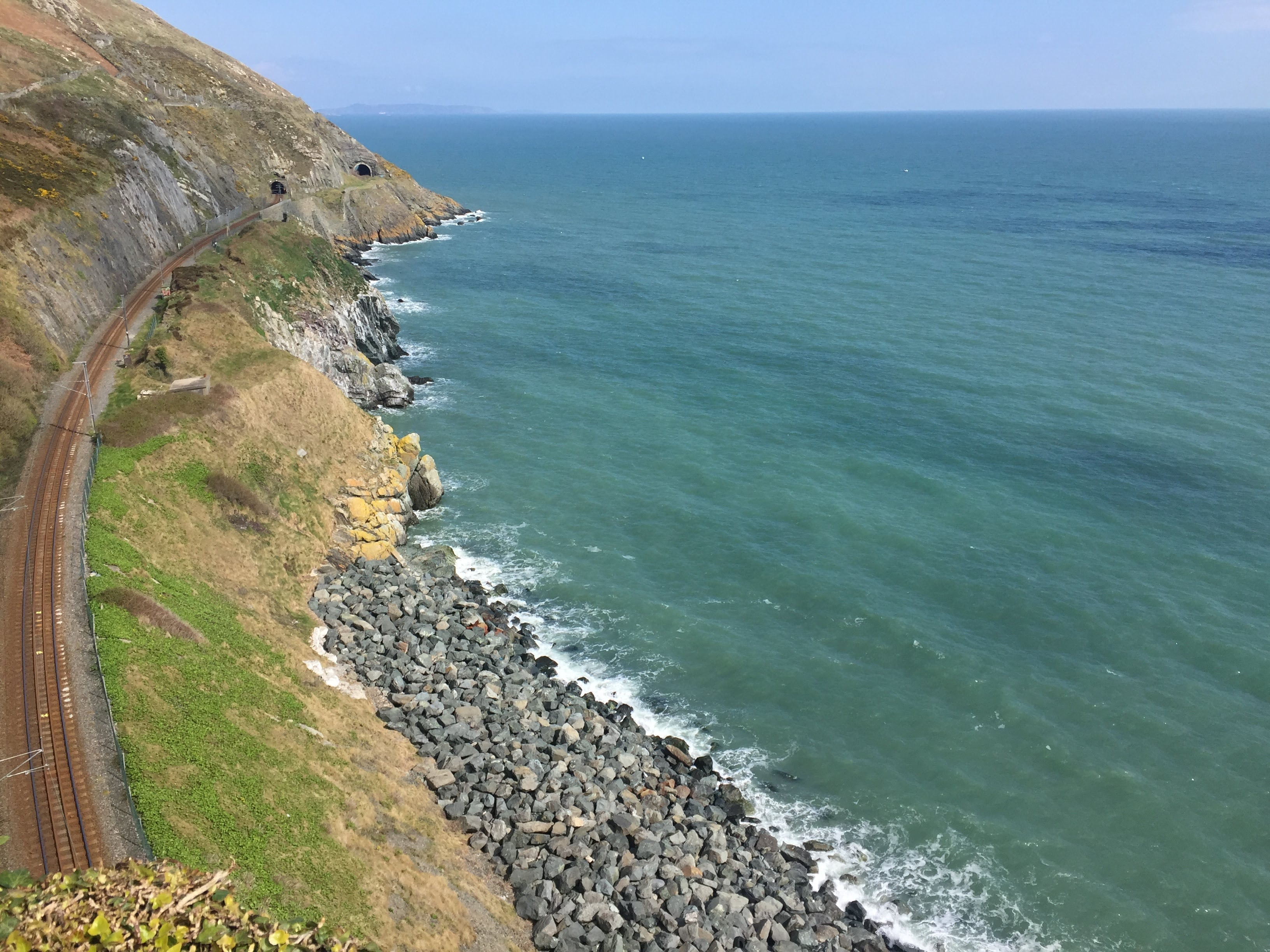 Bray to Greystones Cliff walk
