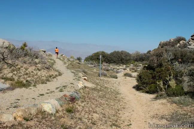 Map Borrego Springs Hiking Trails