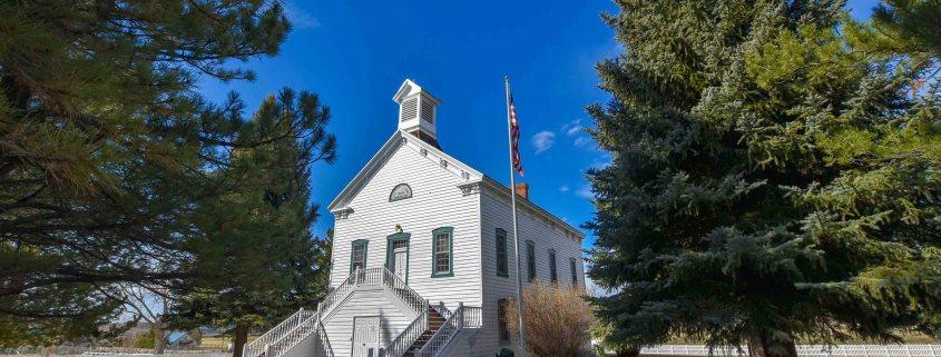 Historic Pine Valley Chapel, Utah
