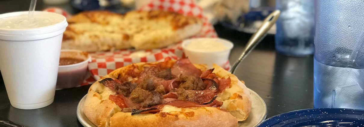 Roy's Meat Lover Pizza
