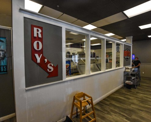 Roy's Pizza Restaurant