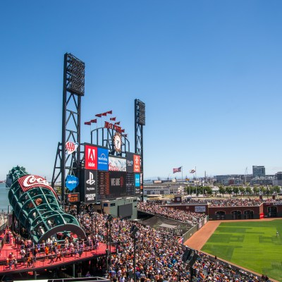 AT&T Park – San Francisco Bucket List