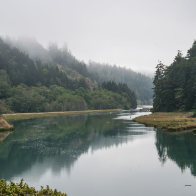 Big River, Big Views – Mendocino
