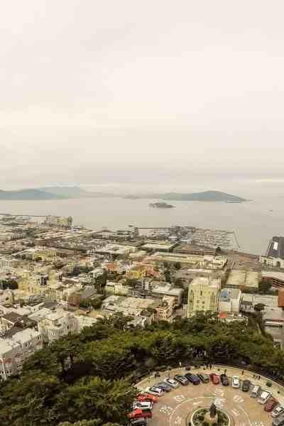 Barbary Coast Trail - San Francisco   Hike Then Wine