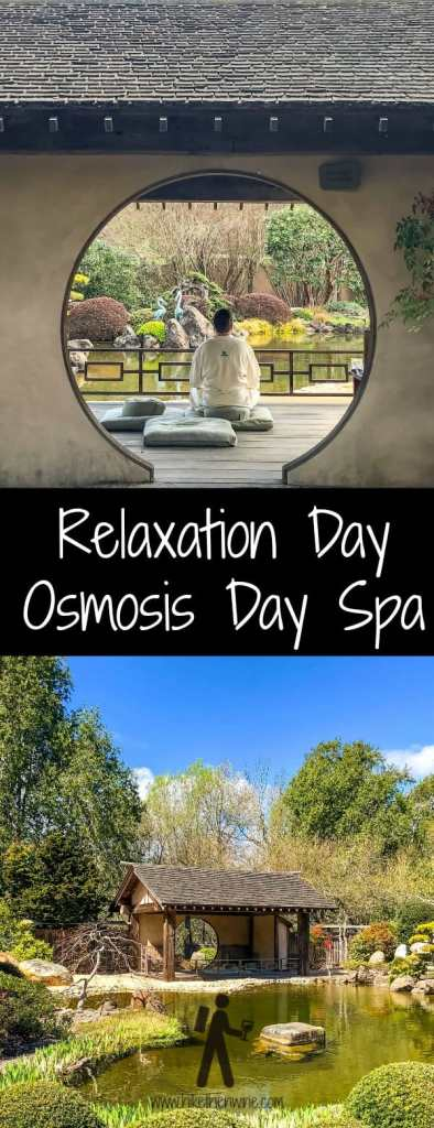 Relaxation Day - Osmosis Day Spa | Hike Then Wine