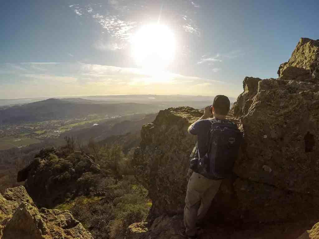 Hood Mountain to Sugarloaf Ridge - Sonoma County   Hike Then Wine