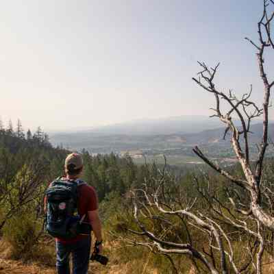 Hood Mountain's New Lawson Trail – Sonoma County