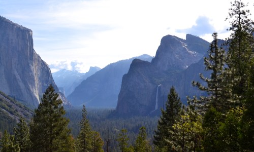 Yosemite National Park in 48 hours and 29 miles