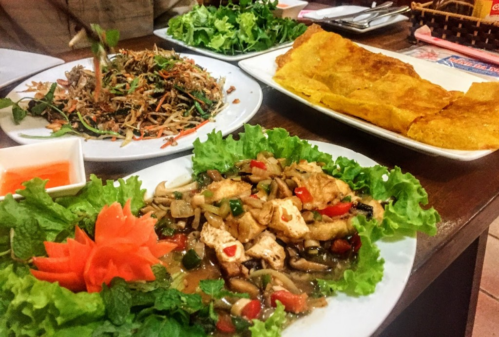 Hanoi, a great place to be a vegetarian in vietnam