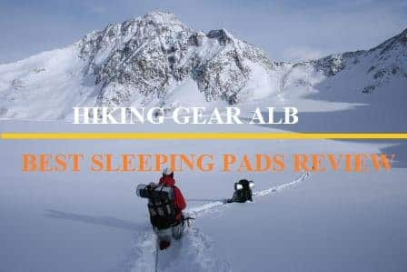 10 Best Sleeping Pads Review – Buying Guide
