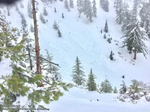 Icehouse Canyon Avalanche Danger