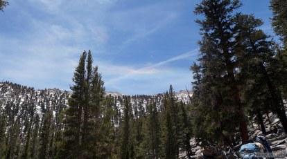Cirque Peak via Cottonwood Pass, May 17-18 2014