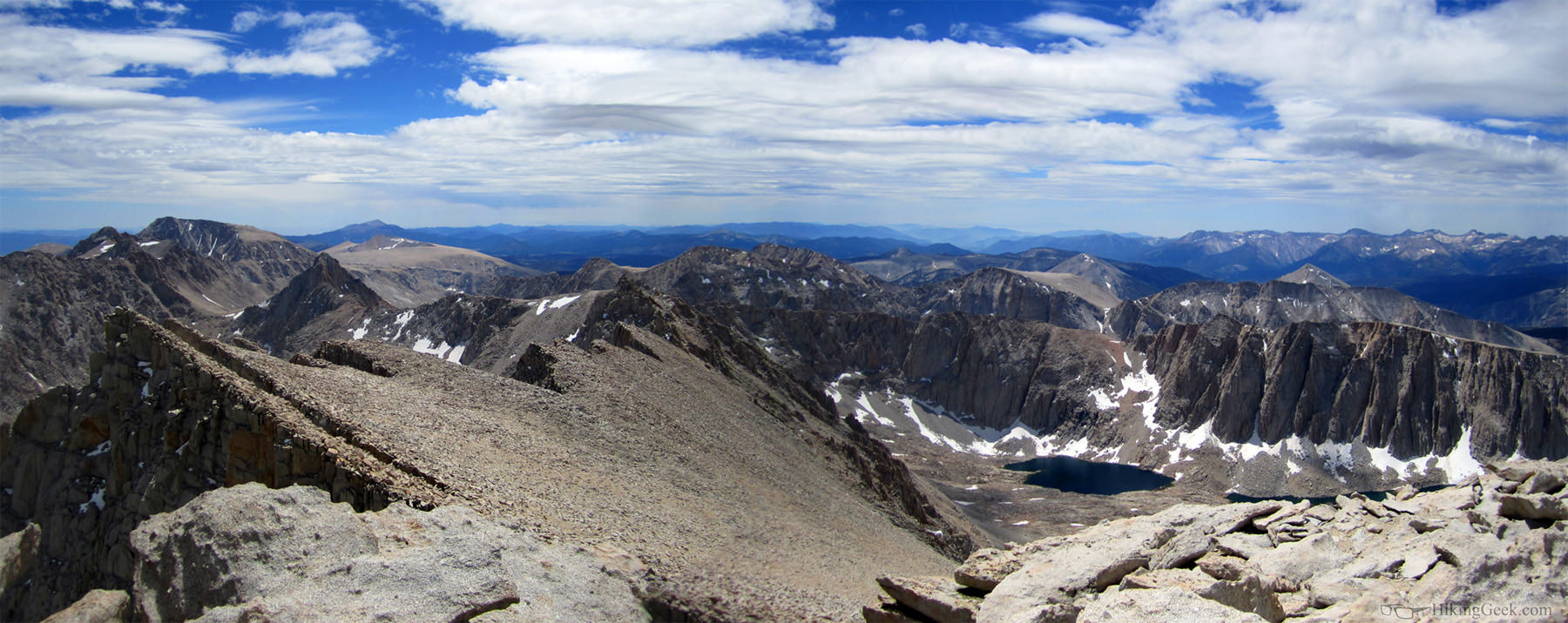 Mt. Whitney Trip Report, August 23 2011