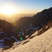 Mt. Whitney via 'The Chute' Trip Report,  June 4 2014