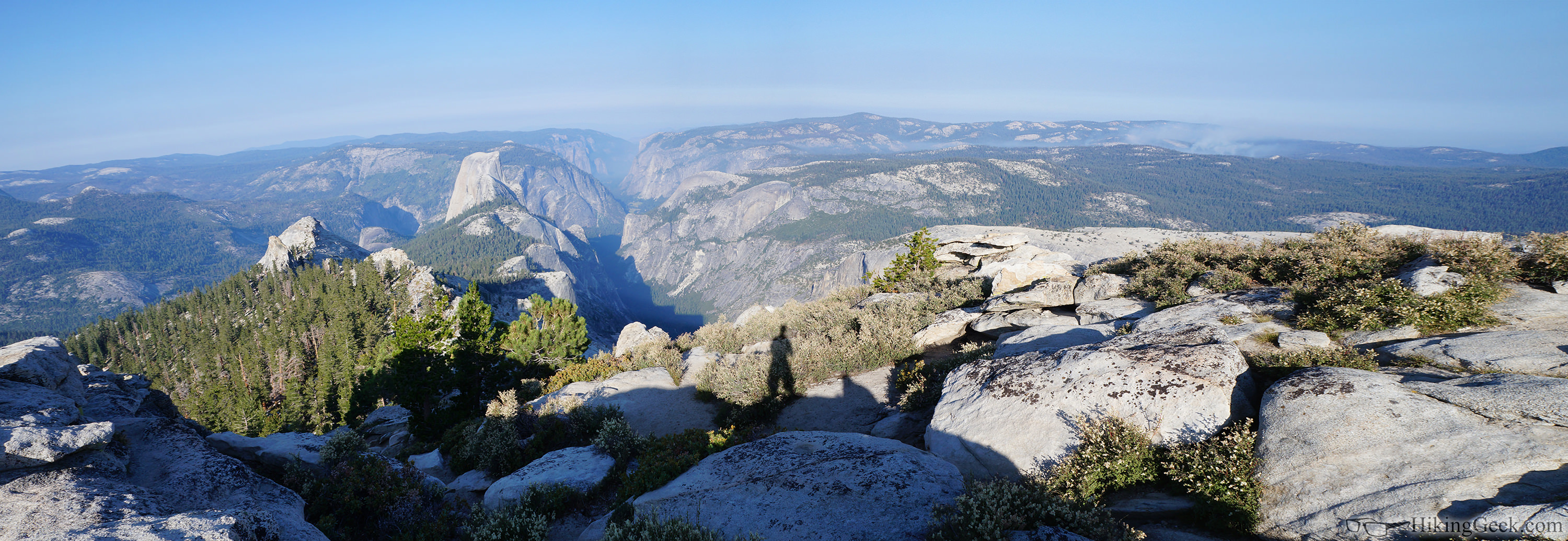 Clouds Rest Trip Report, August 09 2014