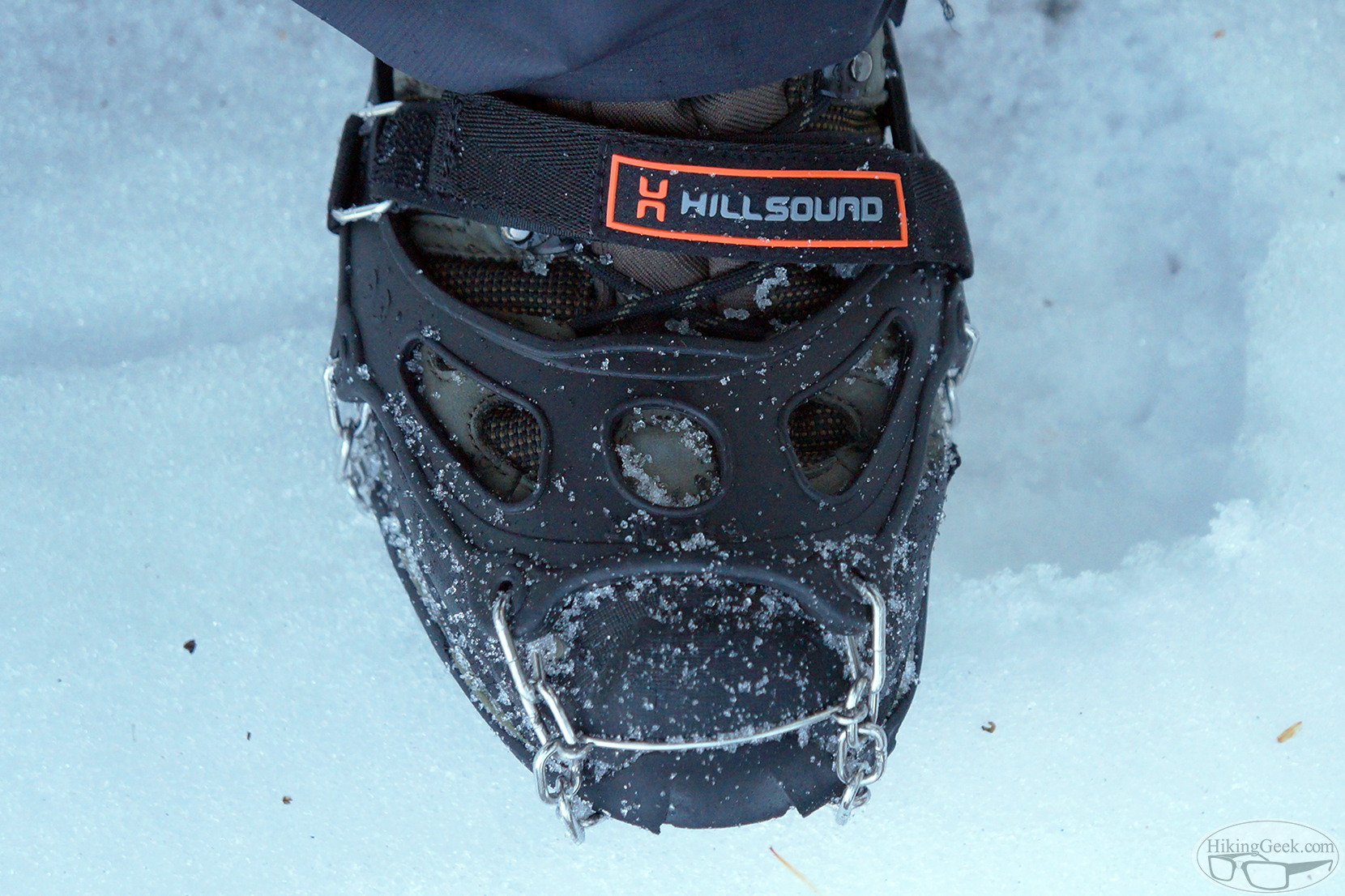 Gear Review: Hillsound Trail Crampons