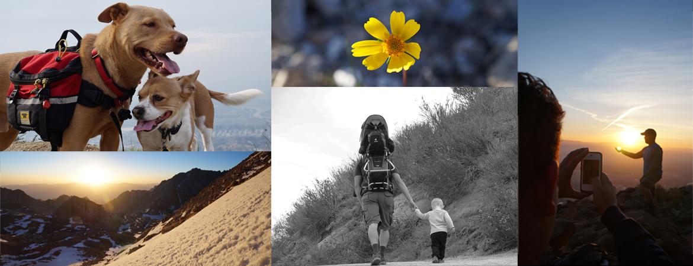 2014's Best Photos & Hiking Memories