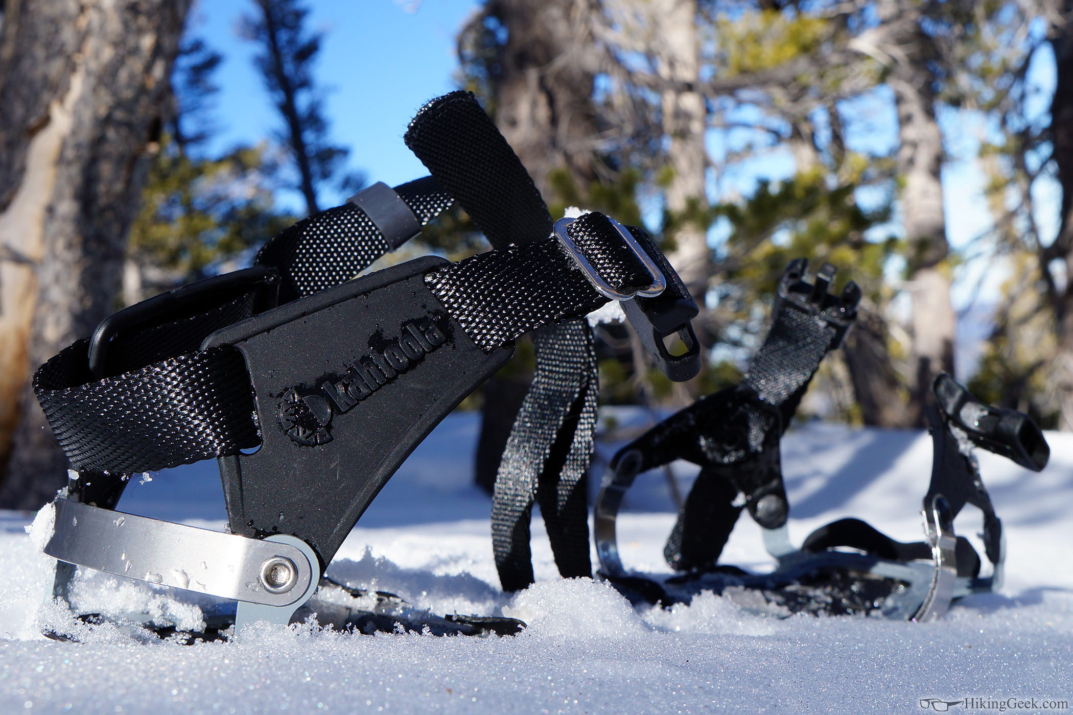 Gear Review: Kahtoola K·10 Hiking Crampons