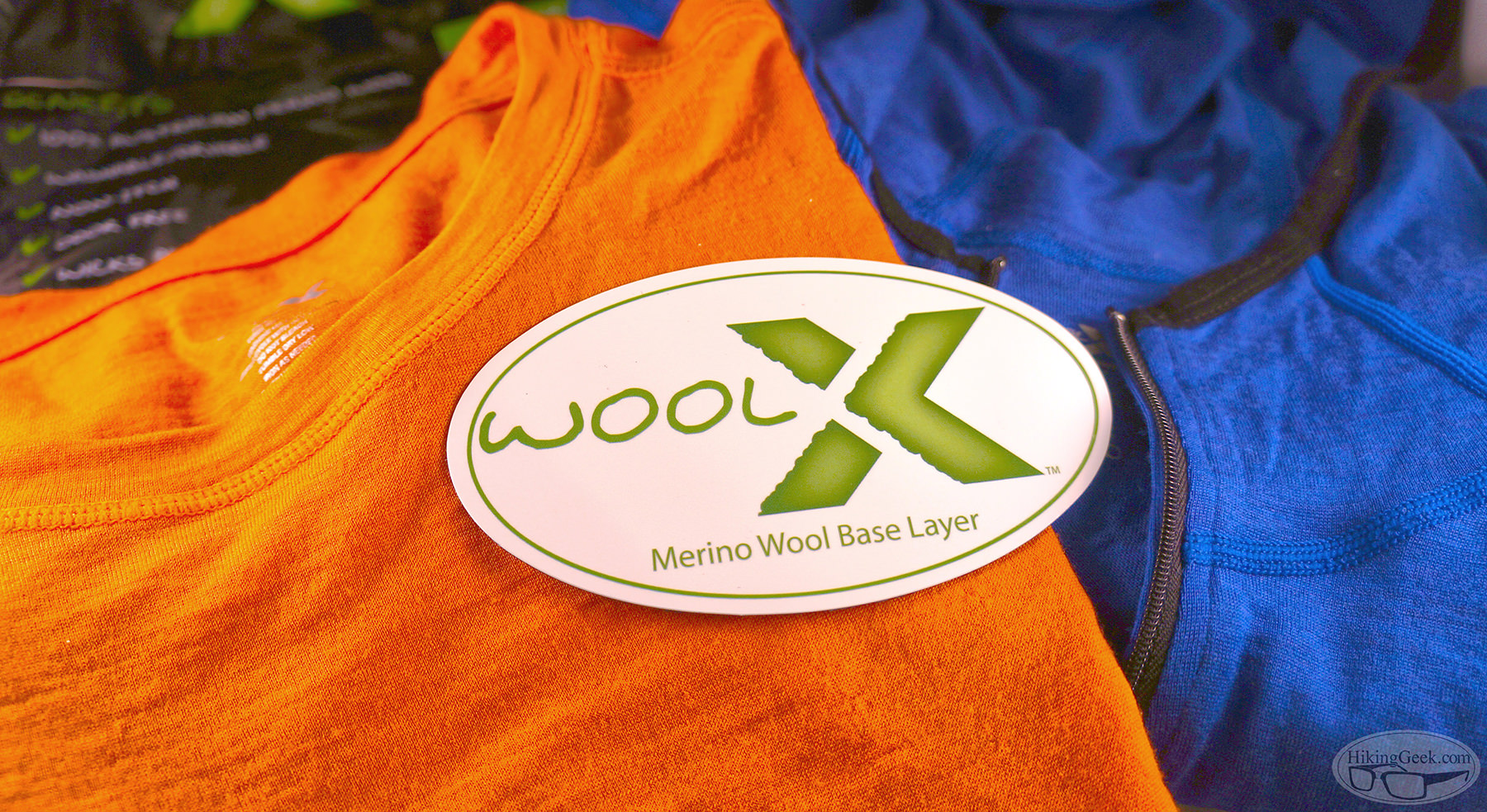 Gear Review: WoolX Lightweight Merino Wool Baselayer Series – T-shirt, Hoodie & Boxers