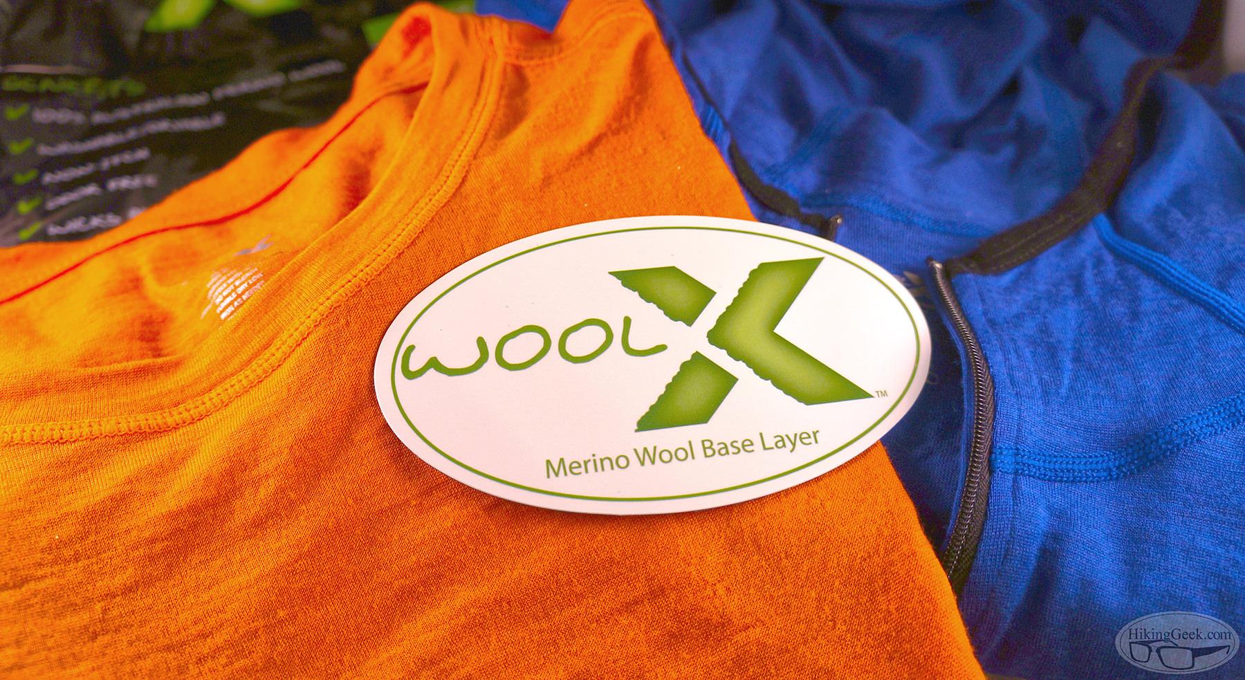 Gear Review: WoolX Lightweight Merino Wool Baselayer Series – T-shirt, Hoodie & Boxers