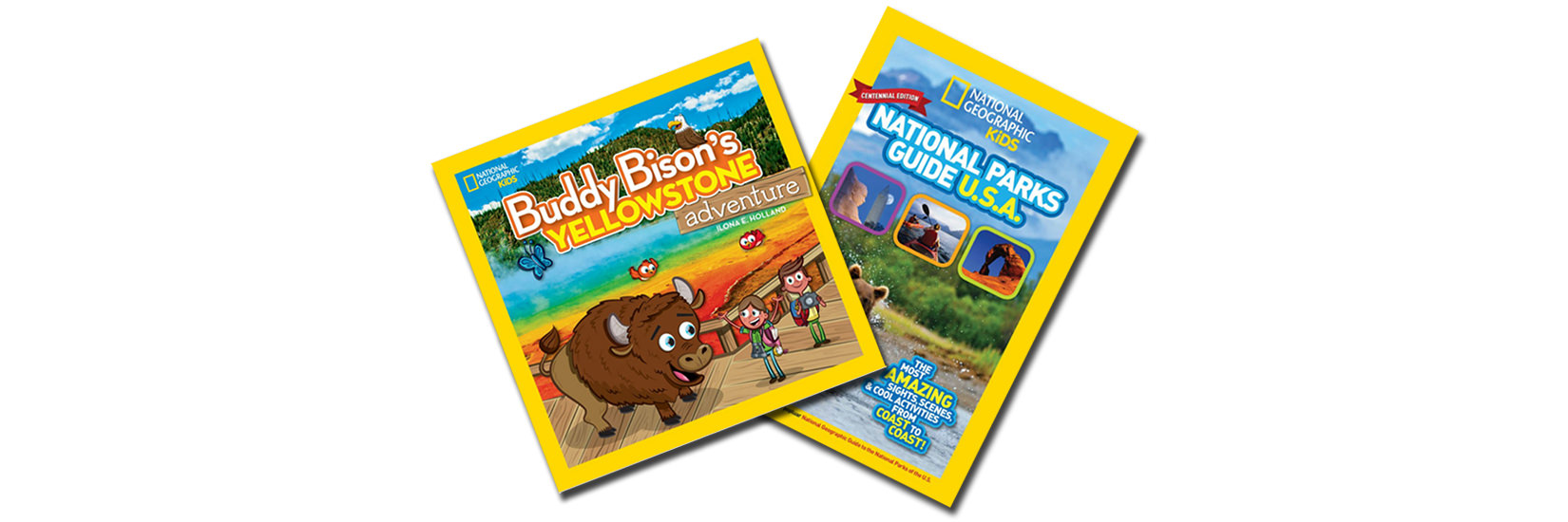 Gear Giveaway: National Geographic Children's Books