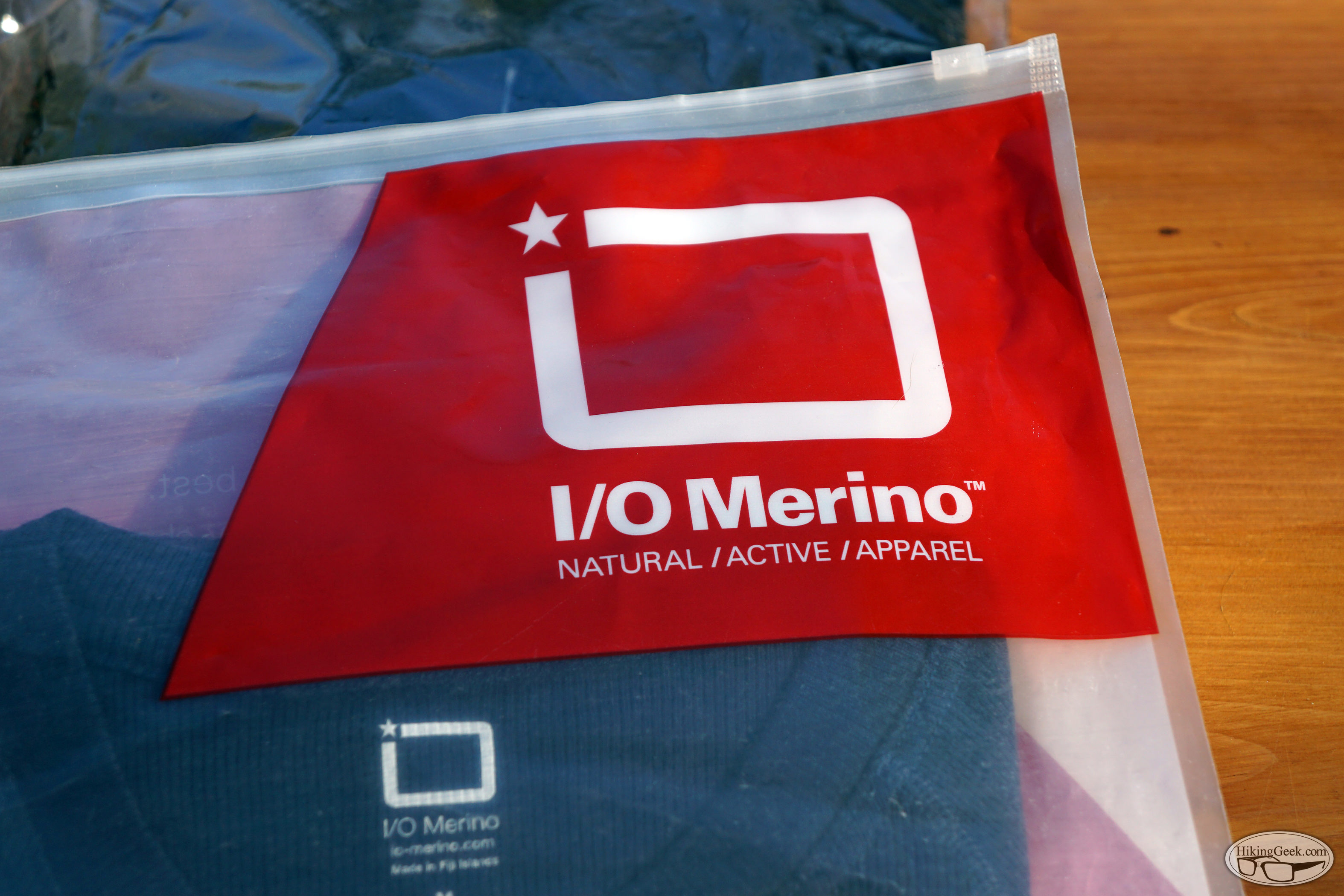 First Look: ioMerino Vital Crew Neck and Pinnacle Zip