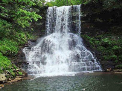 Image result for the cascades virginia tech