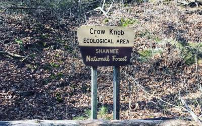 Hiking Crow Knob…A Slice of Heaven after Aborting Two other Hikes!