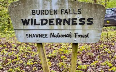 Shawnee Nation Forest Wilderness Areas: A Hiking with Shawn Wilderness Series