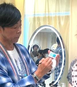 メイク嶋田ちあき先生