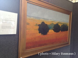 Danny Chu painting