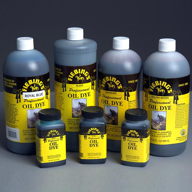 Fiebings Pro Dye Chart Color