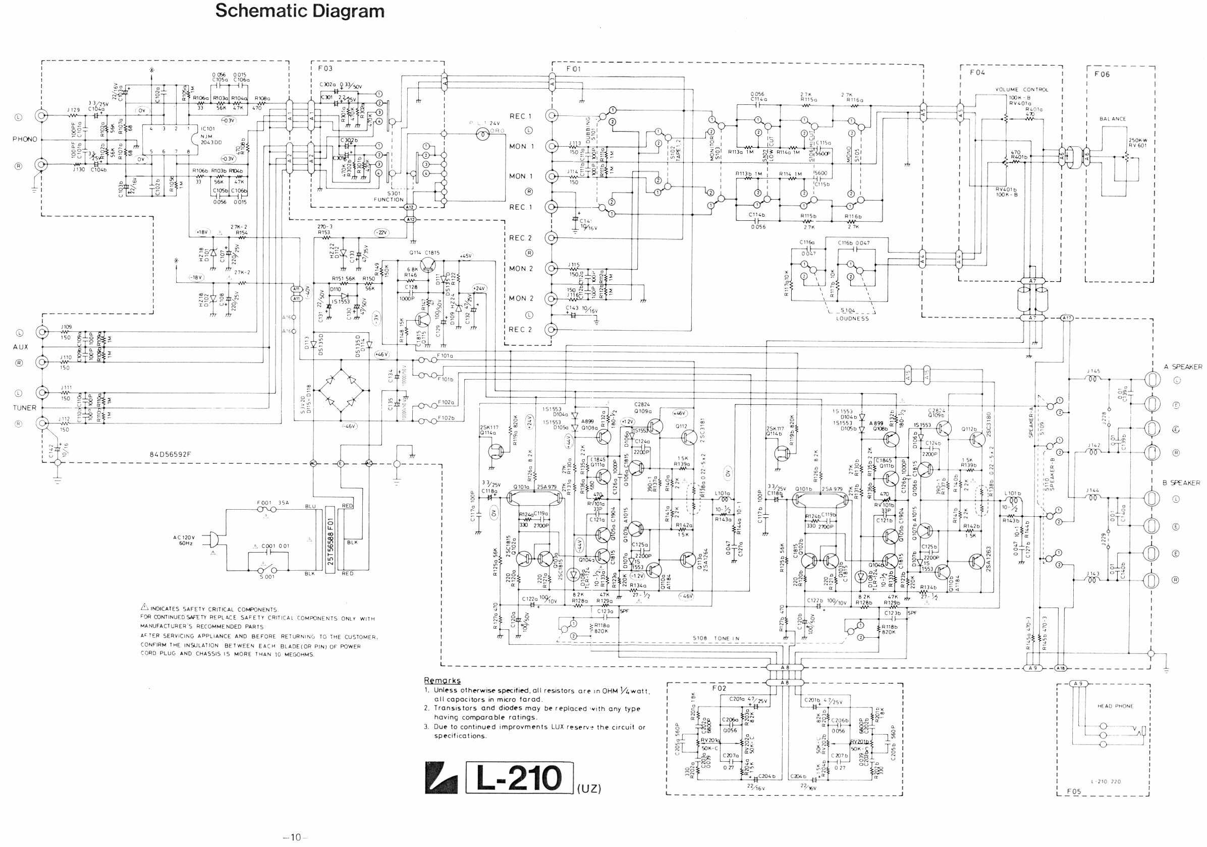 Luxman Integrated Phono Stage Improvements