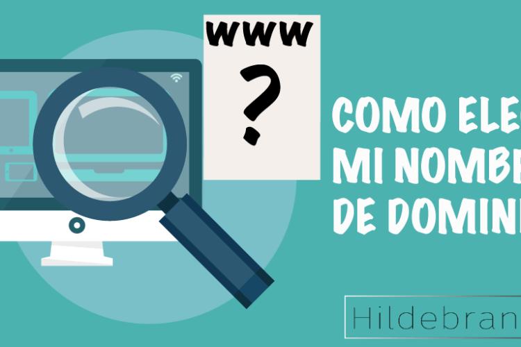 donde comprar un dominio web