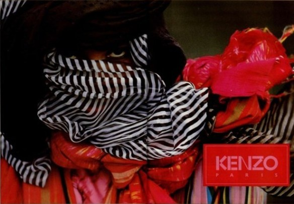 1983 hans feurer C Os 40 anos da Kenzo celebrados em Paris, mas sem o Kenzo...