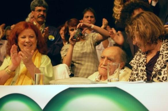DSC 0247 Cultura em peso com Dilma no Teatro Oi Casa Grande