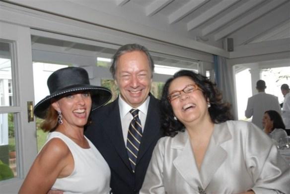 Kitty Assis com Pedro e Catarina Malan Casamento Ana Carolina e Thomaz Malan – parte 2