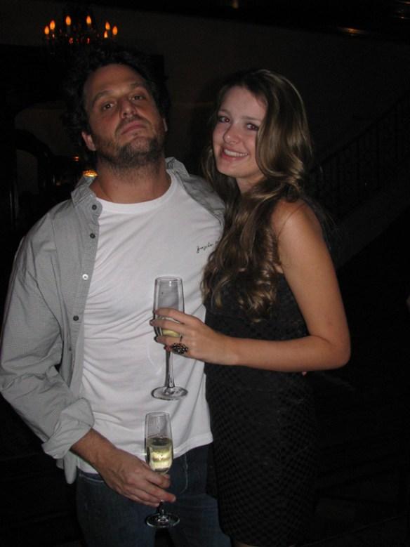 Lilibethblog 183 Na festa de Lilibeth para Romero Britto, só faltou a Judy Garland